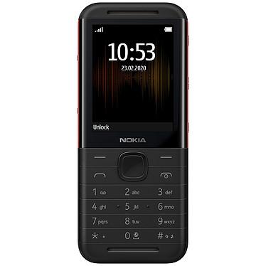 "Nokia 5310 Dual SIM Noir/Rouge Téléphone 2G Dual SIM - MediaTek MT6260A - RAM 8 Mo - Ecran 2.4"" 240 x 320 pixels - 16 Mo - Bluetooth 3.0 - 1200 mAh"