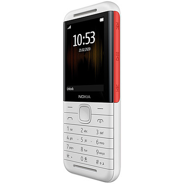 Avis Nokia 5310 Dual SIM Blanc/Rouge