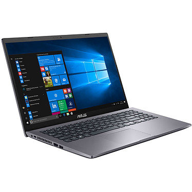 "ASUS P1503DA-BR452R AMD Ryzen 3 3200U 4 Go SSD 256 Go 15.6"" LED HD Wi-Fi AC/Bluetooth Webcam Windows 10 Professionnel 64 bits"