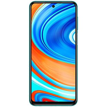 "Xiaomi Redmi Note 9 Pro Vert (6 Go / 128 Go) Smartphone 4G-LTE Advanced Dual SIM - Snapdragon 720G Octo-Core 2.3 GHz - RAM 6 Go - Ecran tactile 6.67"" 1080 x 2400 - 128 Go - NFC/Bluetooth 5.0 - 5020 mAh - Android 10"