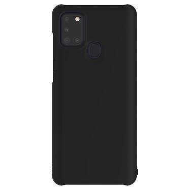Samsung Coque Silicone Noir Galaxy A21s Coque en silicone pour Samsung Galaxy A21s