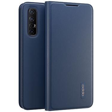 OPPO Flip Cover Bleu Find X2 Neo