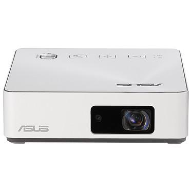 ASUS ZenBeam S2 Blanc Pico projecteur LED/DLP 3D Ready - HD (1280 x 720) - 500 Lumens - Focale courte - Batterie intégrée - HDMI/USB-C - Haut-parleur 2W