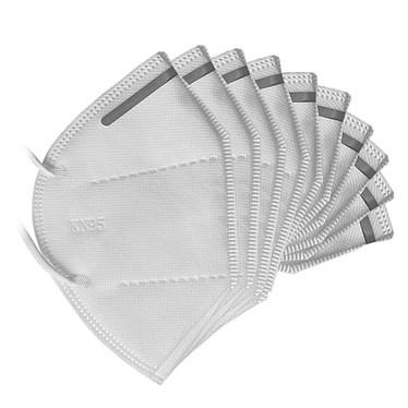 Masques de protection FFP2 à usage unique - Lot de 10 Masque de protection respiratoire FFP2 (KN95) à usage unique - Lot de 10 masques