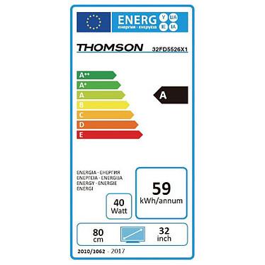 Thomson 32FD5526 pas cher