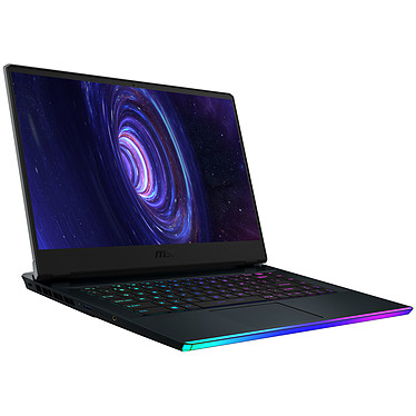 "MSI GE66 Raider 10SF-205FR Intel Core i7-10750H 16 Go SSD 1 To 15.6"" LED Full HD 300 Hz NVIDIA GeForce RTX 2070 8 Go Wi-Fi AX/Bluetooth Webcam Windows 10 Famille 64 bits"