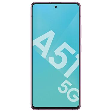 "Samsung Galaxy A51 5G Rose Smartphone 5G-LTE Dual SIM - Exynos 980 8-Core 2.2 Ghz - RAM 6 Go - Ecran tactile Super AMOLED 6.5"" 1080 x 2400 - 128 Go - NFC/Bluetooth 5.0 - 4500 mAh - Android 10"