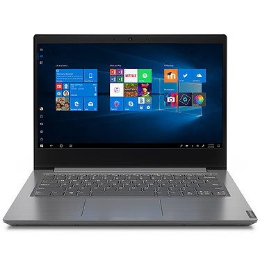 "Lenovo V14-IIL (82C400UQFR) Intel Core i3-1005G1 4 Go SSD 256 Go 14"" LED Full HD Wi-Fi AC/Bluetooth Webcam Windows 10 Famille 64 bits"