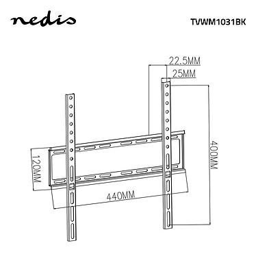 "Avis Nedis TV Wall Mount 55"" Fixe"