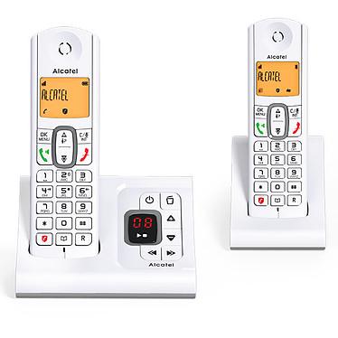 Alcatel F630 Duo Voice Gris