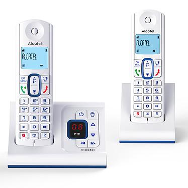 Alcatel F630 Duo Voice Bleu