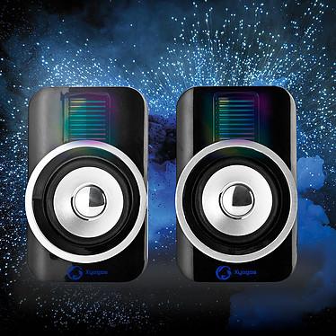 Avis Nedis Gaming Xyagos - 2.0 Speaker Set (30W) - RGB