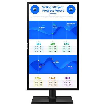 """Acheter Samsung 23.5"""" LED - F24T400FHR"""