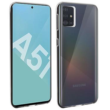 Akashi Coque TPU Transparente Galaxy A51 Coque de protection transparente pour Samsung Galaxy A51
