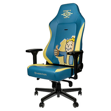 Opiniones sobre Noblechairs HERO (Fallout Vault Tec Edition)