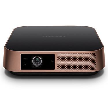 ViewSonic M2 Vidéoprojecteur portable LED Full HD - 1200 lumens - Focale courte - HDMI - USB-C/Slot MicroSD - Son 2x3W Harman/Kardon - Compatible Amazon Alexa/Google Assistant