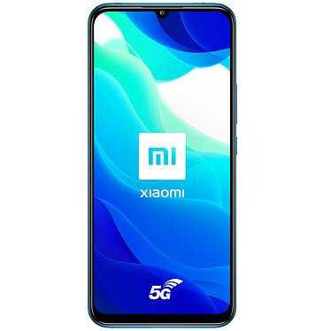 "Xiaomi Mi 10 Lite Bleu (6 Go / 128 Go) Smartphone 5G-LTE Dual SIM - Snapdragon 765G Octo-Core 2.4 GHz - RAM 6 Go - Ecran tactile AMOLED 6.57"" 1080 x 2400 - 128 Go - NFC/Bluetooth 5.0 - 4160 mAh - Android 10"