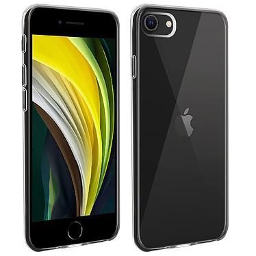 Akashi Coque TPU Transparente iPhone SE / 6 / 7 / 8 Coque de protection transparente pour Apple iPhone SE / 6 / 7 / 8