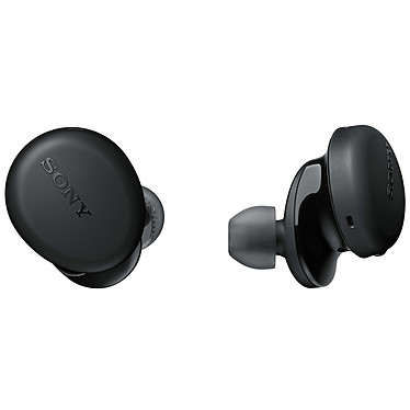 Sony WF-XB700 Noir Écouteurs intra-auriculaires sans fil True Wireless - Bluetooth 5.0 - IPX4 - Commandes/Micro - Boîtier charge/transport - Autonomie 9h