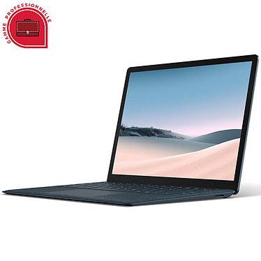 "Microsoft Surface Laptop 3 13.5"" for Business - Bleu cobalt (RYH-00047)"