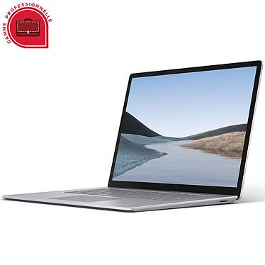 "Microsoft Surface Laptop 3 15"" for Business - Platine (PLT-00006)"