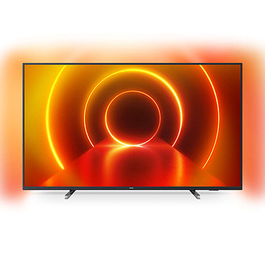"Philips 50PUS7805 Ultra HD 50"" (127 cm) 16/9 Ultra 4K LED TV - Dolby Vision/HDR10 - Wi-Fi - Amazon Alexa - 1700 Hz - Sonido 2.0 20W Dolby Atmos"