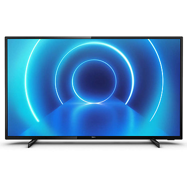 "Philips 43PUS7505 Téléviseur LED 4K Ultra HD 43"" (109 cm) 16/9 - Dolby Vision/HDR10+ - Wi-Fi - 1500 Hz - Son 2.0 20W Dolby Atmos"