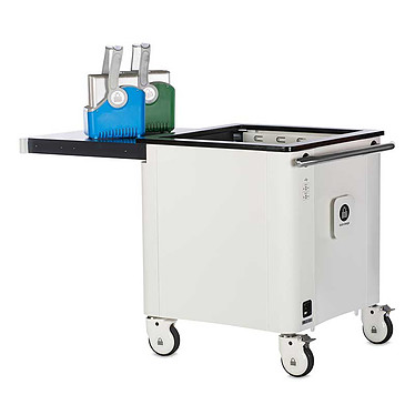 LocknCharge iQ 30 Cart Chariot de 30 chargeurs tablettes