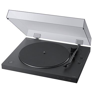 Sony PS-LX310BT Platine vinyle à 2 vitesses (33-45 trs/min) avec Bluetooth 4.2 et pré-ampli intégré
