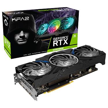 KFA2 GeForce RTX 2080 SUPER Work The Frames Edition  8 Go GDDR6 - HDMI/Tri DisplayPort - PCI Express (NVIDIA GeForce RTX 2080 SUPER)