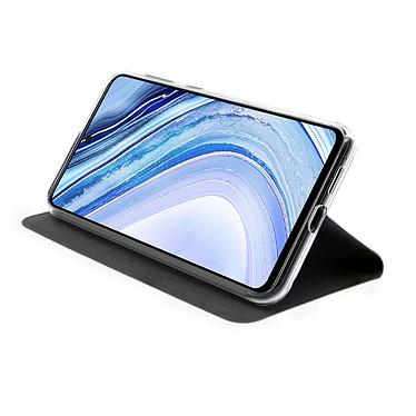 Avis Akashi Etui Folio Porte Carte Noir Xiaomi Redmi Note 9 Pro