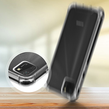 Acheter Akashi Coque TPU Angles Renforcés Huawei Y5P