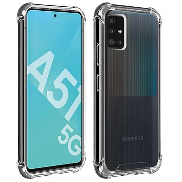 Akashi Coque TPU Angles Renforcés Galaxy A51 5G Coque de protection transparente avec angles renforcés pour Samsung Galaxy A51 5G