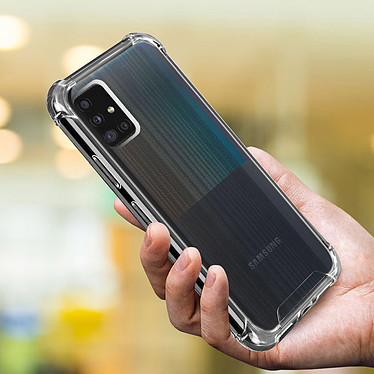 Acheter Akashi Coque TPU Angles Renforcés Galaxy A51 5G