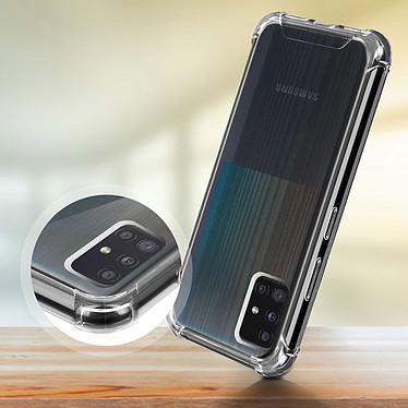 Avis Akashi Coque TPU Angles Renforcés Galaxy A51 5G