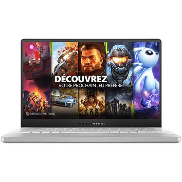 """ASUS ROG Zephyrus G 14 GA401IH-014T AMD Ryzen 7 4800HS 8 Go SSD 512 Go 14"""" LED Full HD NVIDIA GeForce GTX 1650 4 Go Wi-Fi AX/Bluetooth Windows 10 Famille 64 bits"""