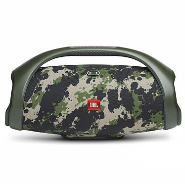 JBL Boombox 2 Squad Enceinte portable stéréo 2 x 40 Watts - Bluetooth 5.1 - Autonomie 24h - Conception étanche IPX7 - Port USB