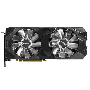 Avis KFA2 GeForce RTX 2070 Super EX (1-Click OC)