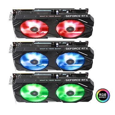 Acheter KFA2 GeForce RTX 2080 Super EX (1-Click OC)