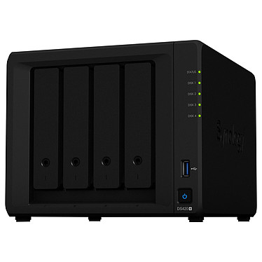 Opiniones sobre Synology DiskStation DS420