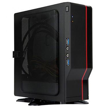 IN WIN BQ695S Boîtier Desktop Mini ITX Noir avec alimentation 150W 80+ Bronze