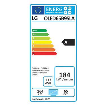 Acheter LG OLED65B9S
