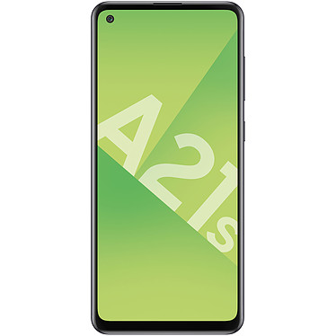 "Samsung Galaxy A21s Noir Smartphone 4G-LTE Dual SIM - Exynos 850 8-Core 2.0 Ghz - RAM 3 Go - Ecran tactile 6.5"" 720 x 1600 - 32 Go - NFC/Bluetooth 5.0 - 5000 mAh - Android 10"