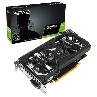 KFA2 GeForce GTX 1650 (1-Click OC) 4 Go GDDR6 - HDMI/DisplayPort/DVI - PCI Express (NVIDIA GeForce GTX 1650)
