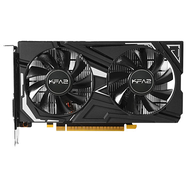 Avis KFA2 GeForce GTX 1650 (1-Click OC)
