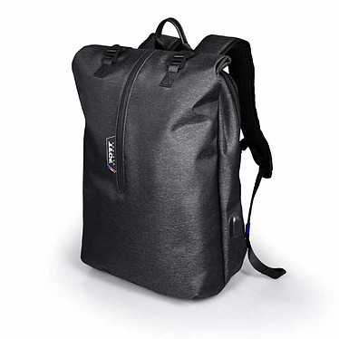 "PORT Designs New York Backpack 15.6"" Sac à dos pour ordinateur portable (jusqu'à 15.6"") et tablette (10"") avec port de charge USB"