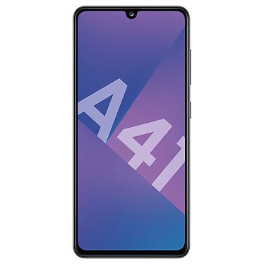 "Samsung Galaxy A41 Noir Smartphone 4G-LTE Dual SIM - MediaTek MT6768 8-Core 2.0 Ghz - RAM 4 Go - Ecran tactile Super AMOLED 6.1"" 1080 x 2400 - 64 Go - NFC/Bluetooth 5.0 - 3500 mAh - Android 10"