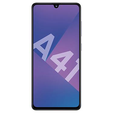 "Samsung Galaxy A41 Blanc Smartphone 4G-LTE Dual SIM - MediaTek MT6768 8-Core 2.0 Ghz - RAM 4 Go - Ecran tactile Super AMOLED 6.1"" 1080 x 2400 - 64 Go - NFC/Bluetooth 5.0 - 3500 mAh - Android 10"