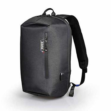 """PORT Designs San Franscisco Backpack 15.6"""" Sac à dos pour ordinateur portable (jusqu'à 15.6"""") et tablette (10"""") avec port de charge USB"""