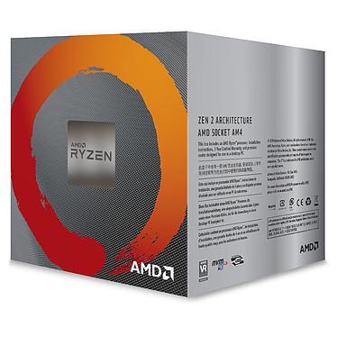 Avis AMD Ryzen 5 3600XT Wraith Spire (3.8 GHz / 4.5 GHz)